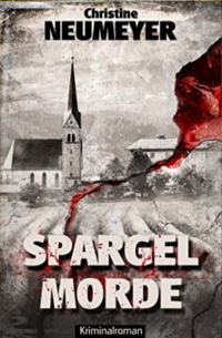 Cover Spargel Morde - Christine Neumeyer