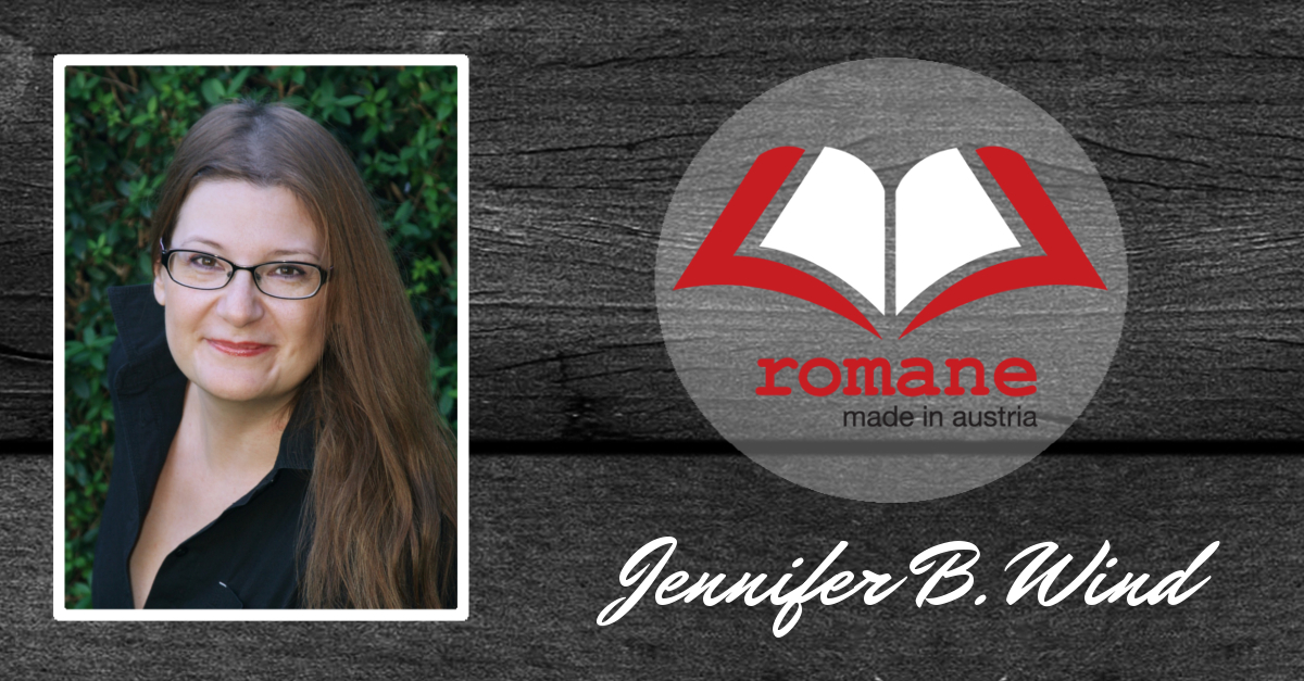 Romane made in Austria Banner Autorin Jennifer B. Wind