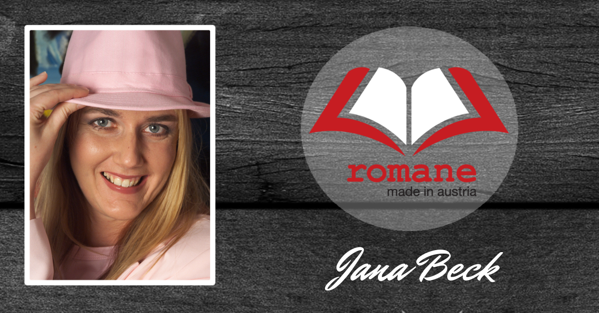 Romane made in Austria Banner Autorin Jana Beck
