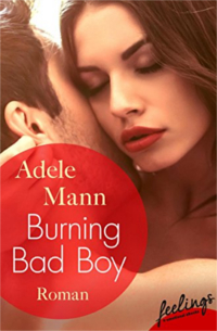Cover - Burning Bad Boy - Adele Mann