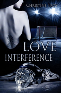 Cover Love Interference - Christine Troy