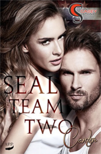 Cover - Seal Team Two - Carter (Band 2) - Casey Stone