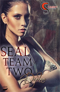 Cover - Seal Team Two - Daphne (Band 3) - Casey Stone