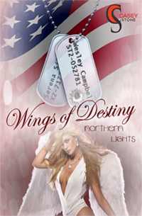 Cover - Wings of Destiny - Northern Lights (Band 3) - Casey Stone
