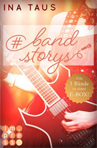 Cover #bandstorys - Ina Taus