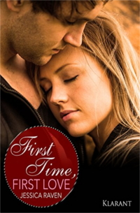 Cover - First Time - First Love - Band 1 - Jessica Raven