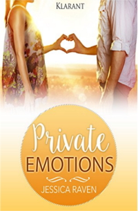 Cover - Private Emotions - Jessica Raven