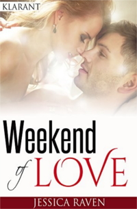 Cover - Weekend of Love - Jessica Raven