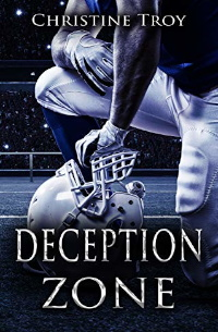 Cover Deception Zone - Christine Troy