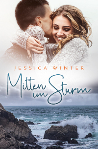 Cover - Mitten im Sturm - Jessica Winter