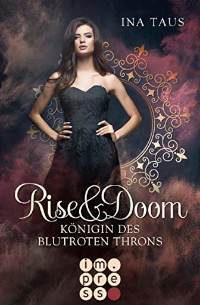Cover - Rise & Doom 3 - Königin des blutroten Throns