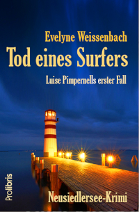 Cover - Tod eines Surfers - Evelyne Weissenbach