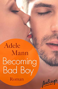 Cover - Becoming Bad Boy - Adele Mann