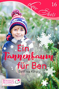 Cover - Ein Tannenbaum für Ben (Romance Alliance Love Shots 16) - Bettina Kiraly